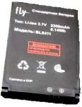 Fly DS169 (BL5411) 2200mAh Li-ion 8.14Wh, оригинал
