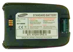 Samsung BST4389BE, Аккумулятор Samsung D600 BST4389BE, Акб Samsung SGH-D600i (BST4389BE) 950 mAh li-ion