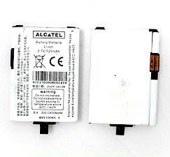 Alcatel 3DS10475AAAM, Акб Alcatel 3DS10475AAAM 720mAh, Аккумулятор Alcatel OT C156 (3DS10475AAAM) 720mAh Li-ion