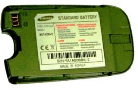 Samsung BST4138VE, акб Samsung X620 BST4138VE 800mAh, Аккумулятор Samsung X628 (BST4138VE) 800 mAh li-ion Киев