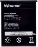 Highscreen (B2800) 2800mAh Li-ion, оригинал