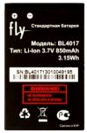 Fly DS125 (BL4017) 850mAh Li-ion 3.15Wh, оригинал.