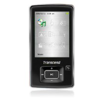 МР-3  Плеер Transcend T.Sonic 860 4Gb Black, Интернет-магазин АЛЛО
